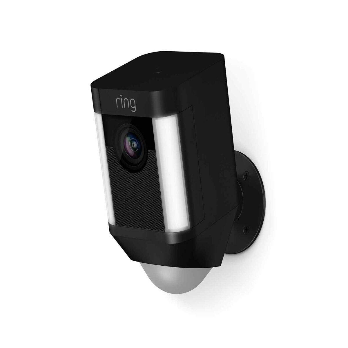 Ring Spotlight Battery Security Camera
