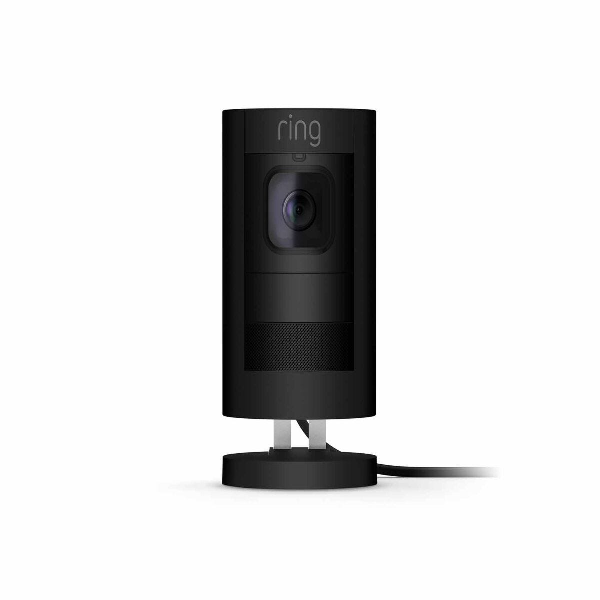 Ring Stick Up Wired Security Camera