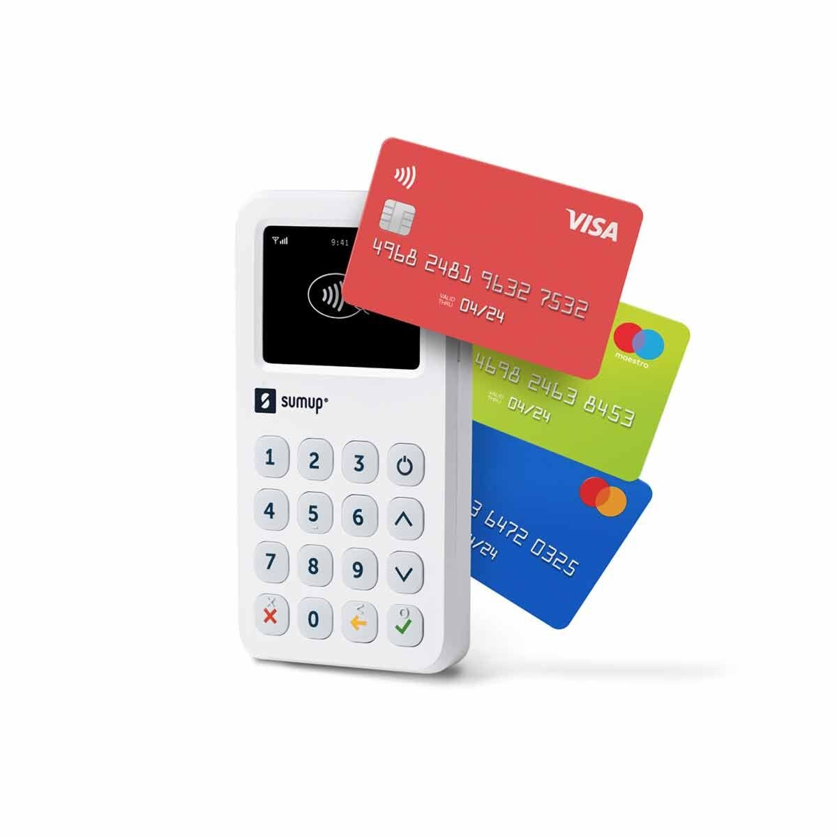SumUp 3G and Wifi Card Payment Reader