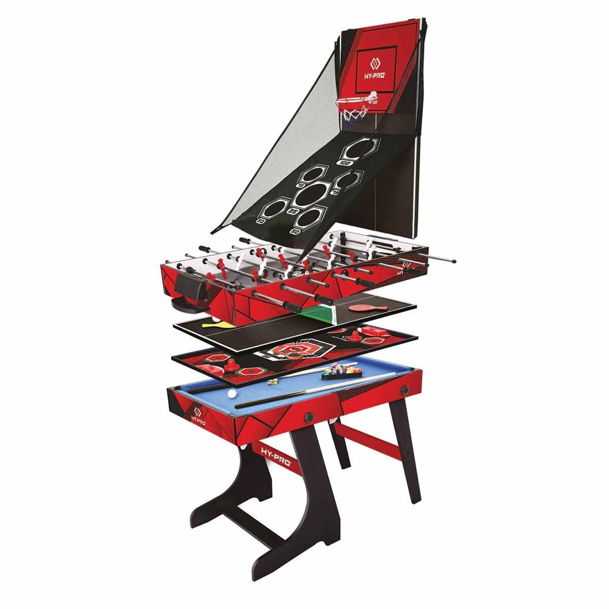 Hy-Pro 8-in-1 Games Table