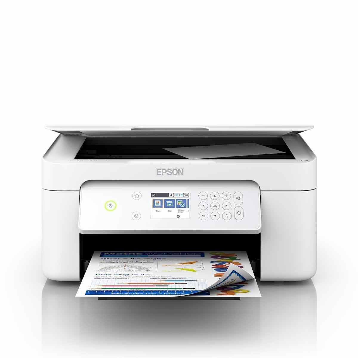 Epson Expression Home XP-4105 3-in-1 Wireless Inkjet Printer White