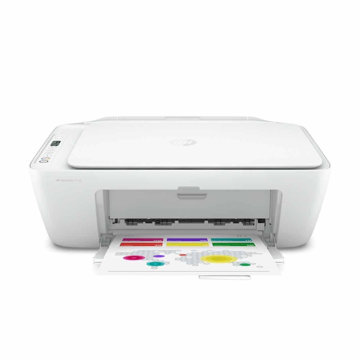 HP Deskjet 2720 All in One Wireless Printer