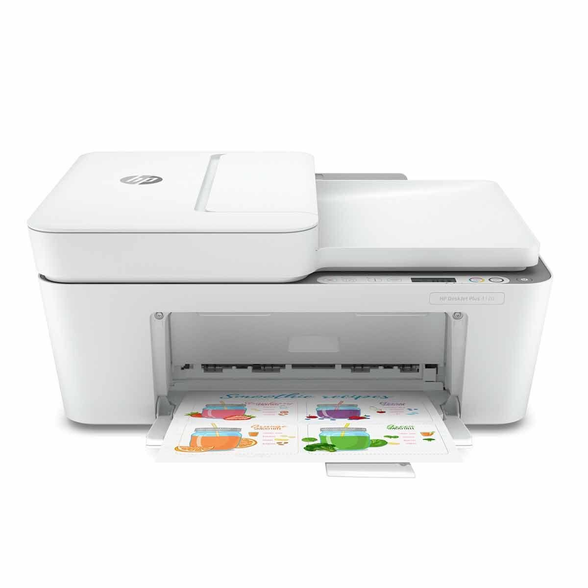 HP DeskJet Plus 4120 All in One Wireless Printer