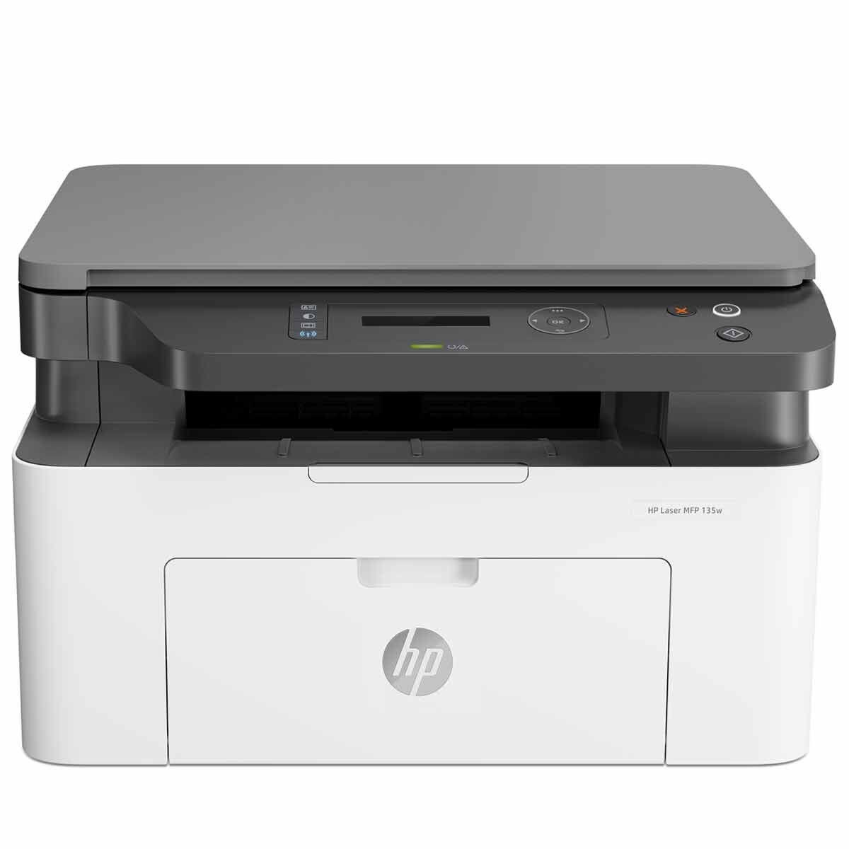 HP Laser 135w Multifunction Wireless Printer