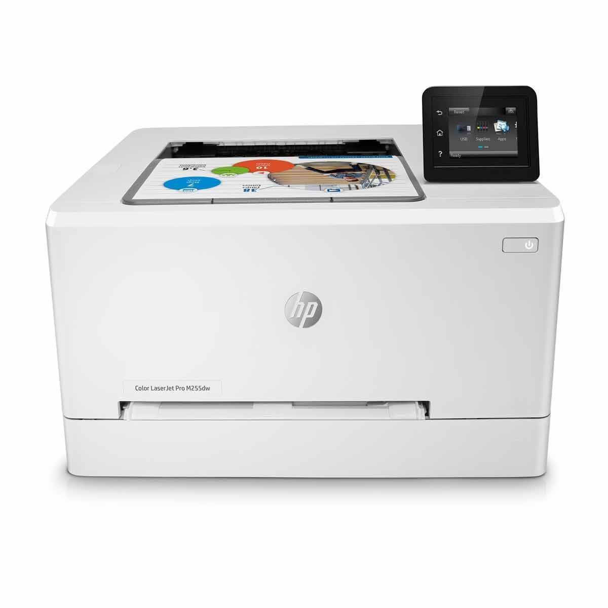 HP Colour LaserJet Pro M255dw Wireless Colour Printer