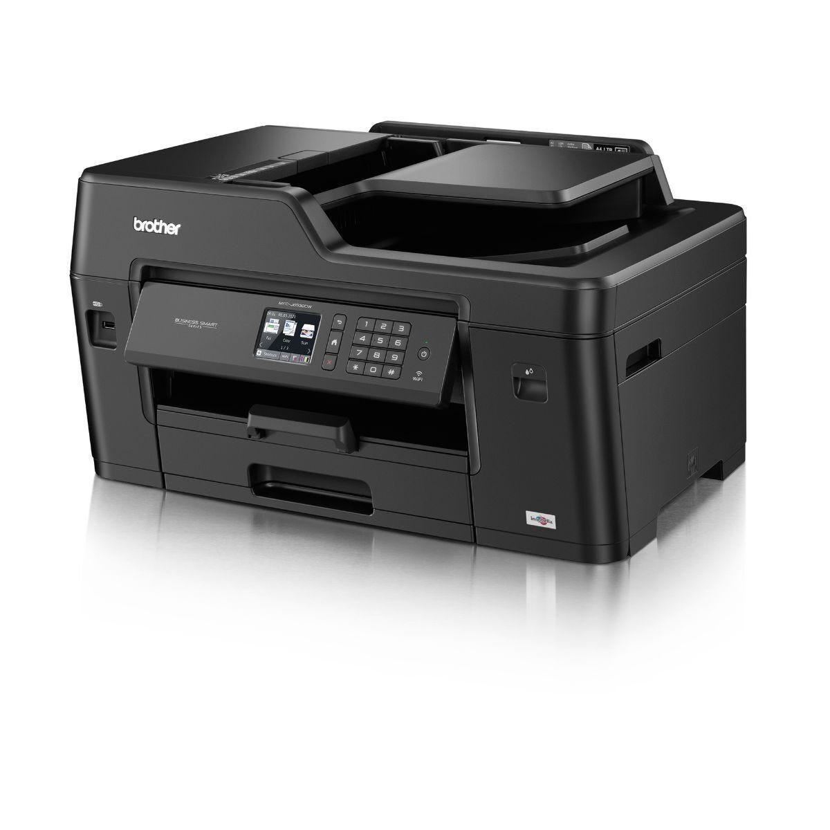 Brother MFC-J6530DW All in One Wireless A3 Inkjet Printer with Fax