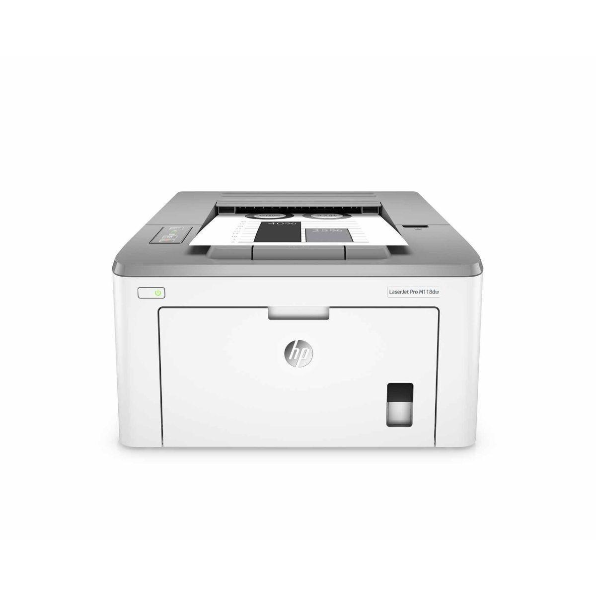 HP LaserJet Pro M118dw Mono Laser Printer