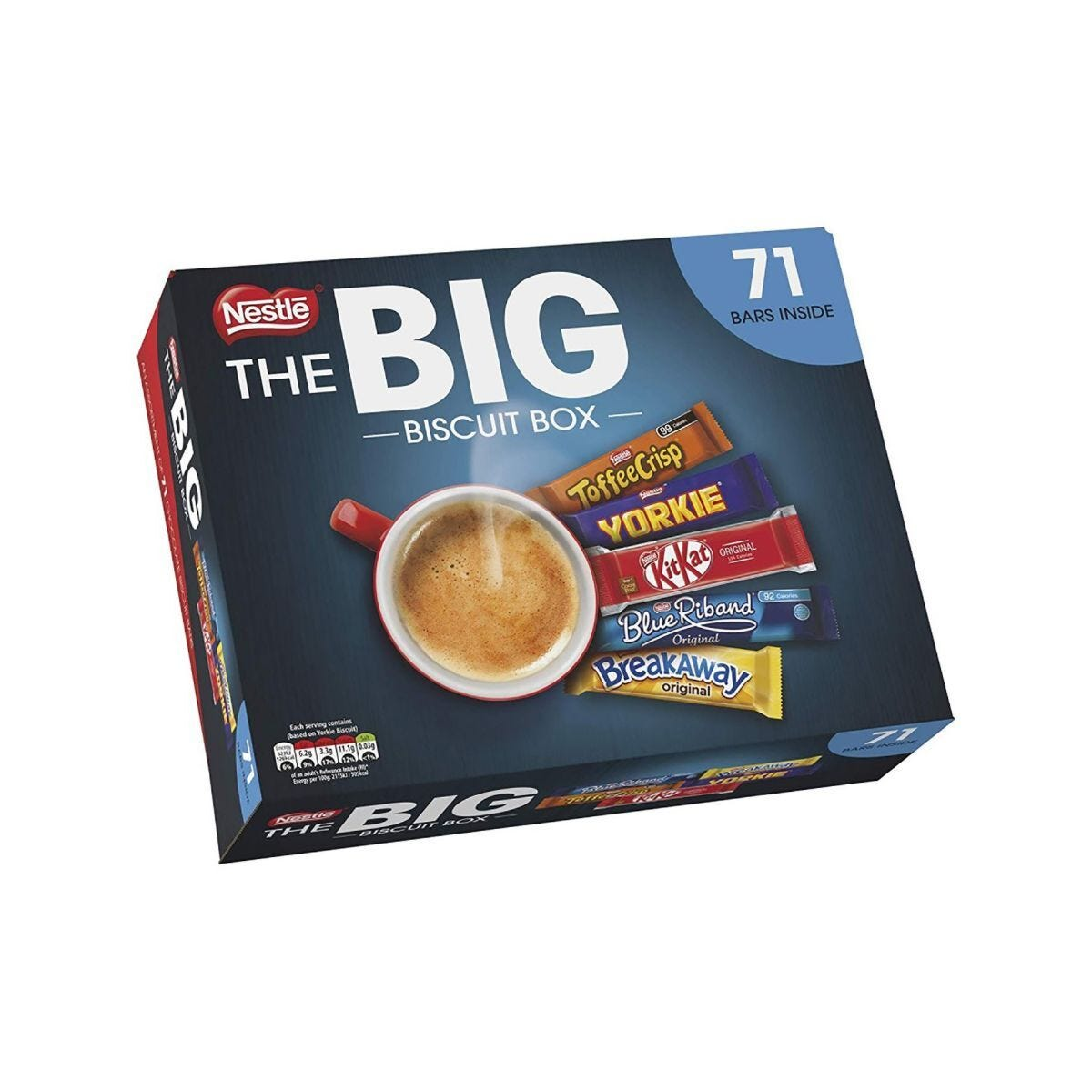 Nestle The Big Biscuit Box Selection 70s