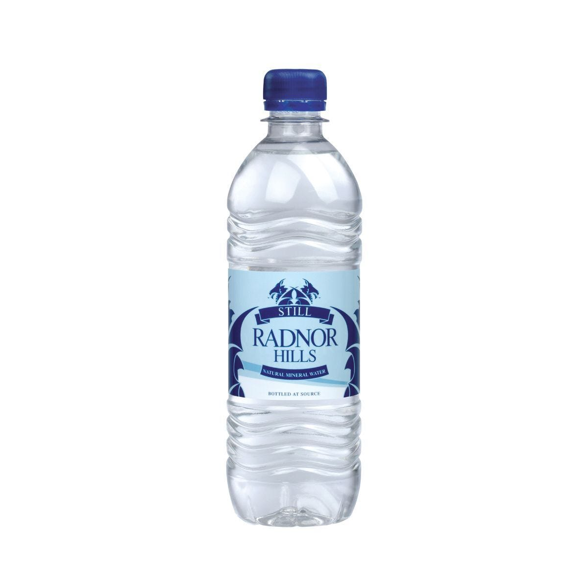 Still Water 500ml Pack of 24 Plastic Bottles