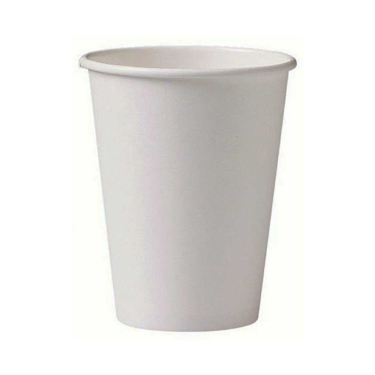 Metro Paper Cups 8 fl oz Pack of 1000