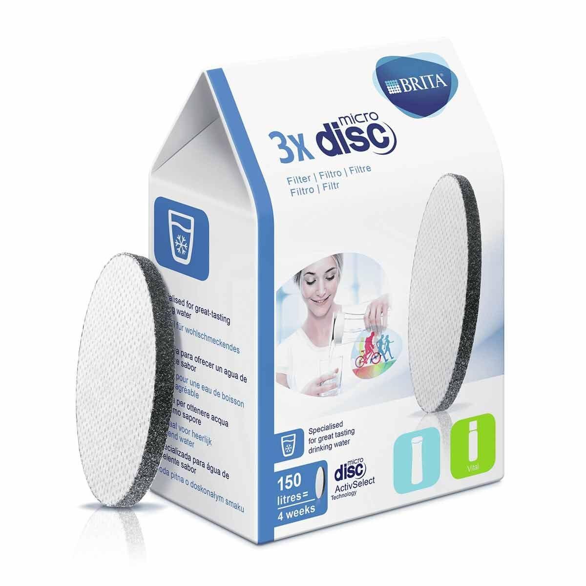 BRITA Micro Disc 3 Pack