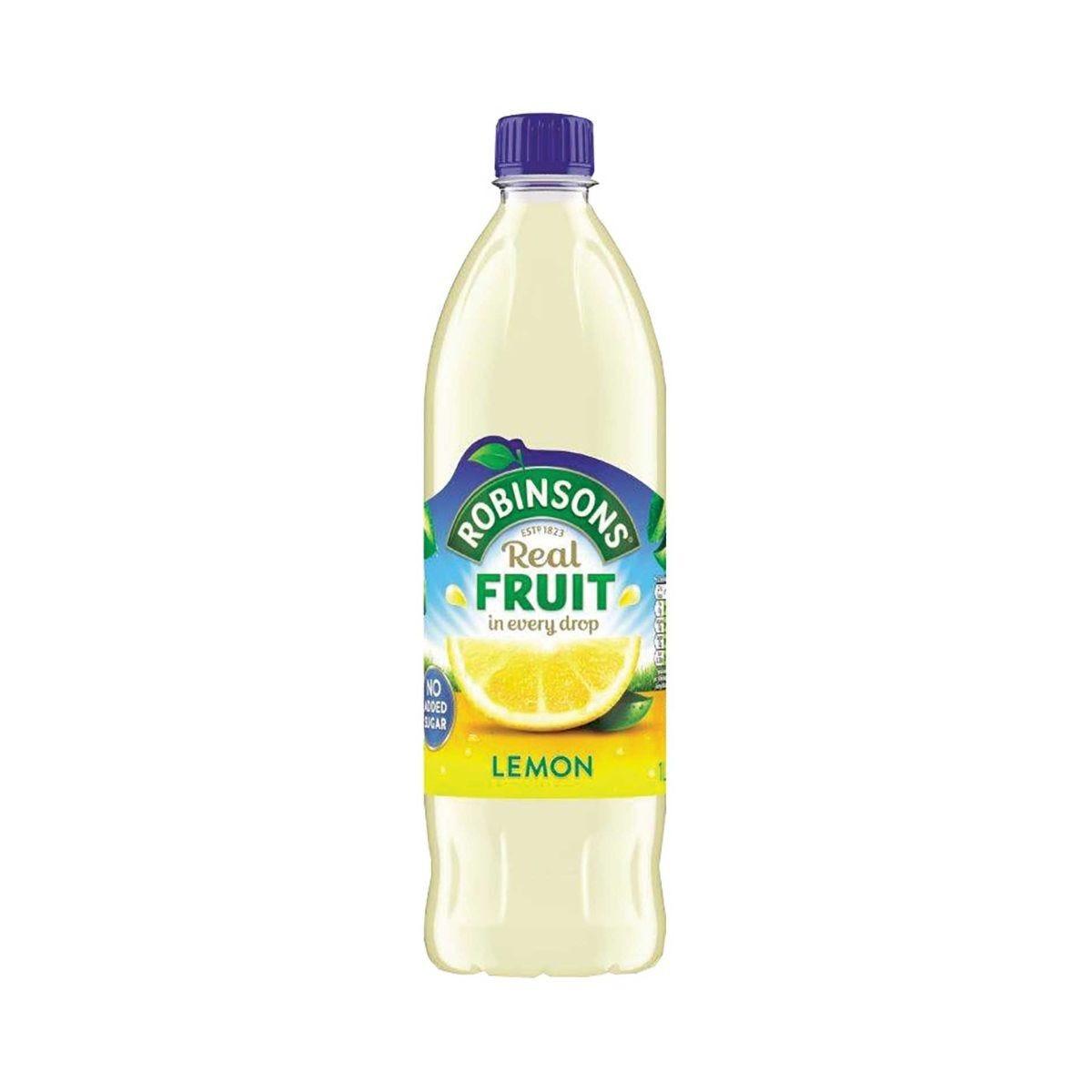 Robinsons Lemon Squash No Sugar 1 Litre