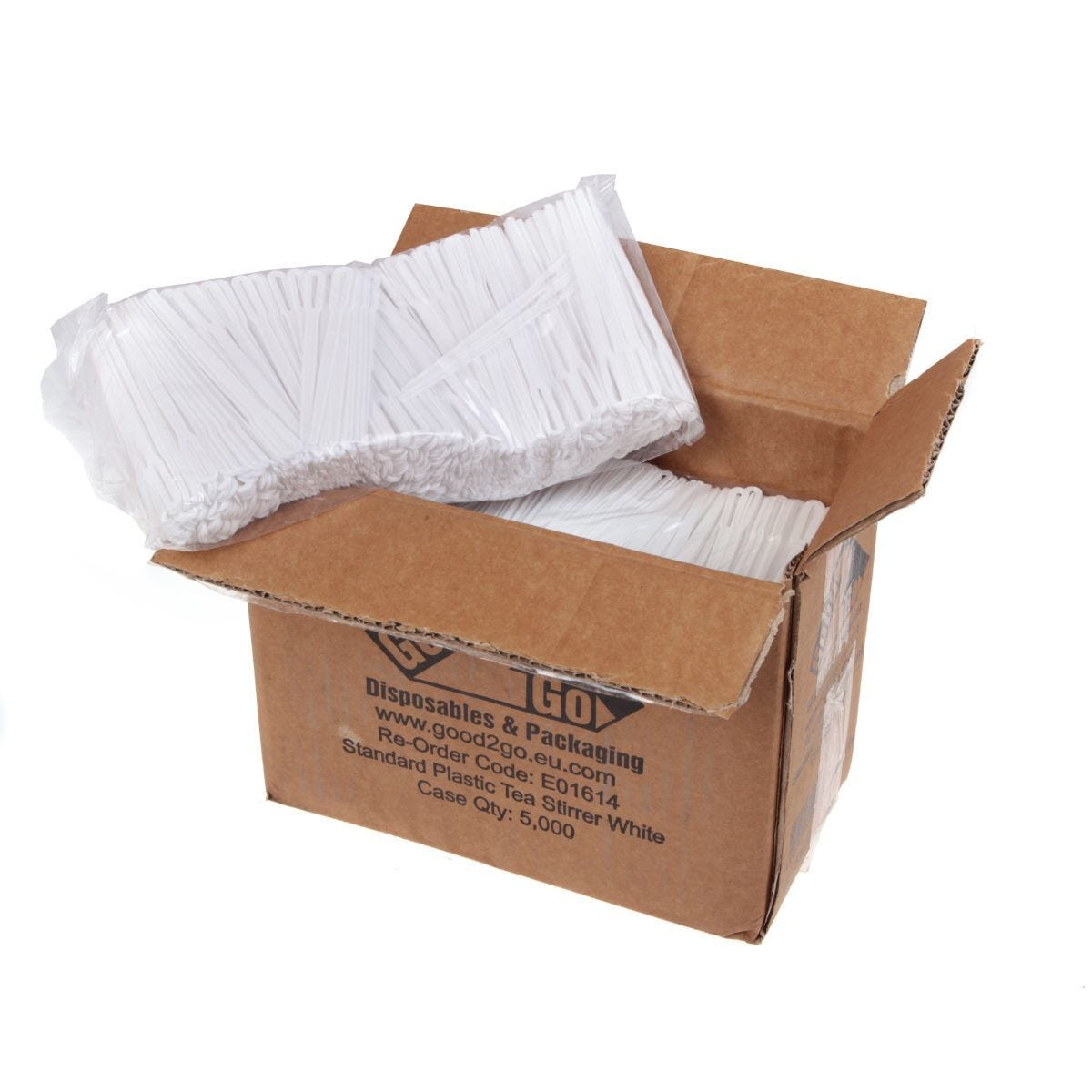 Plastic Stirrers Pack of 5000
