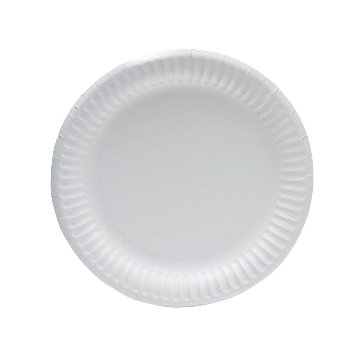Paper Plates 9 Inch Pack of 100