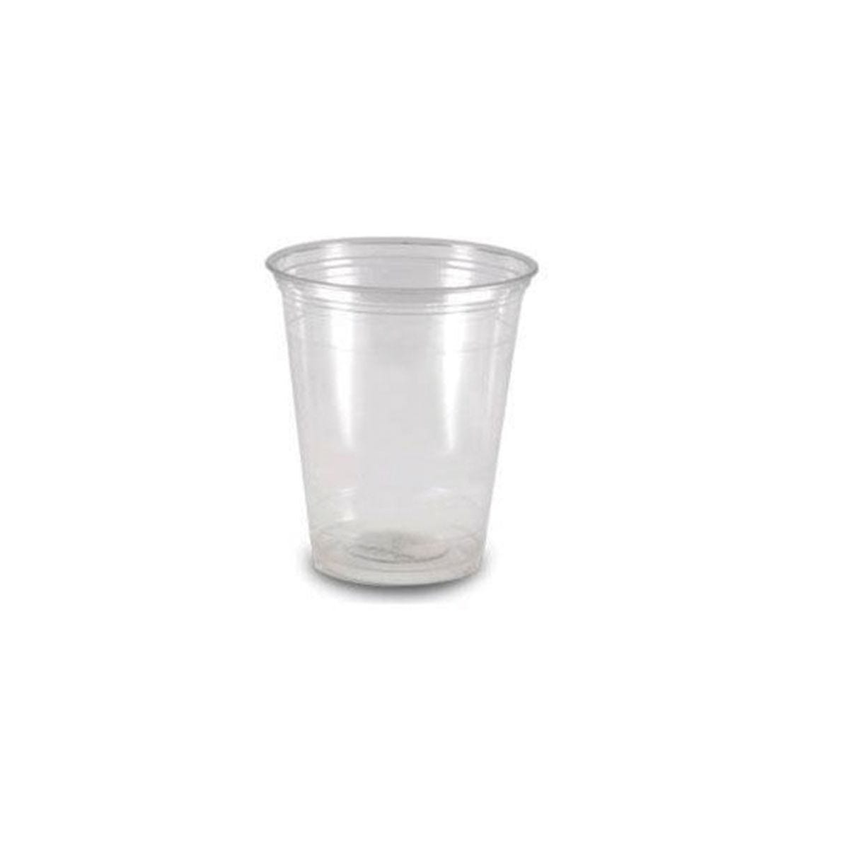 MyCafe Plastic Cups 7oz Clear 1000 Pack