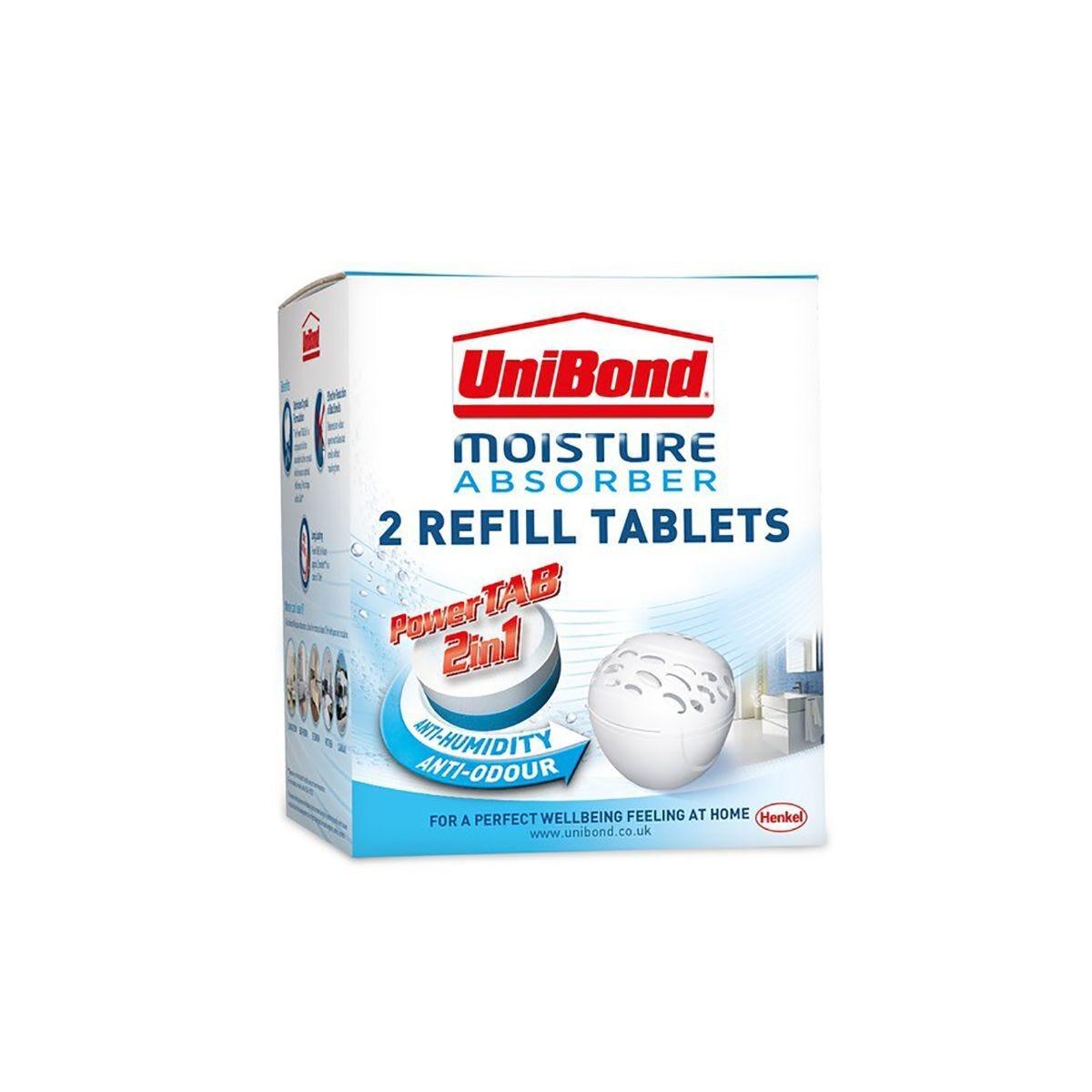 Unibond Pearl Refills Pack of 2