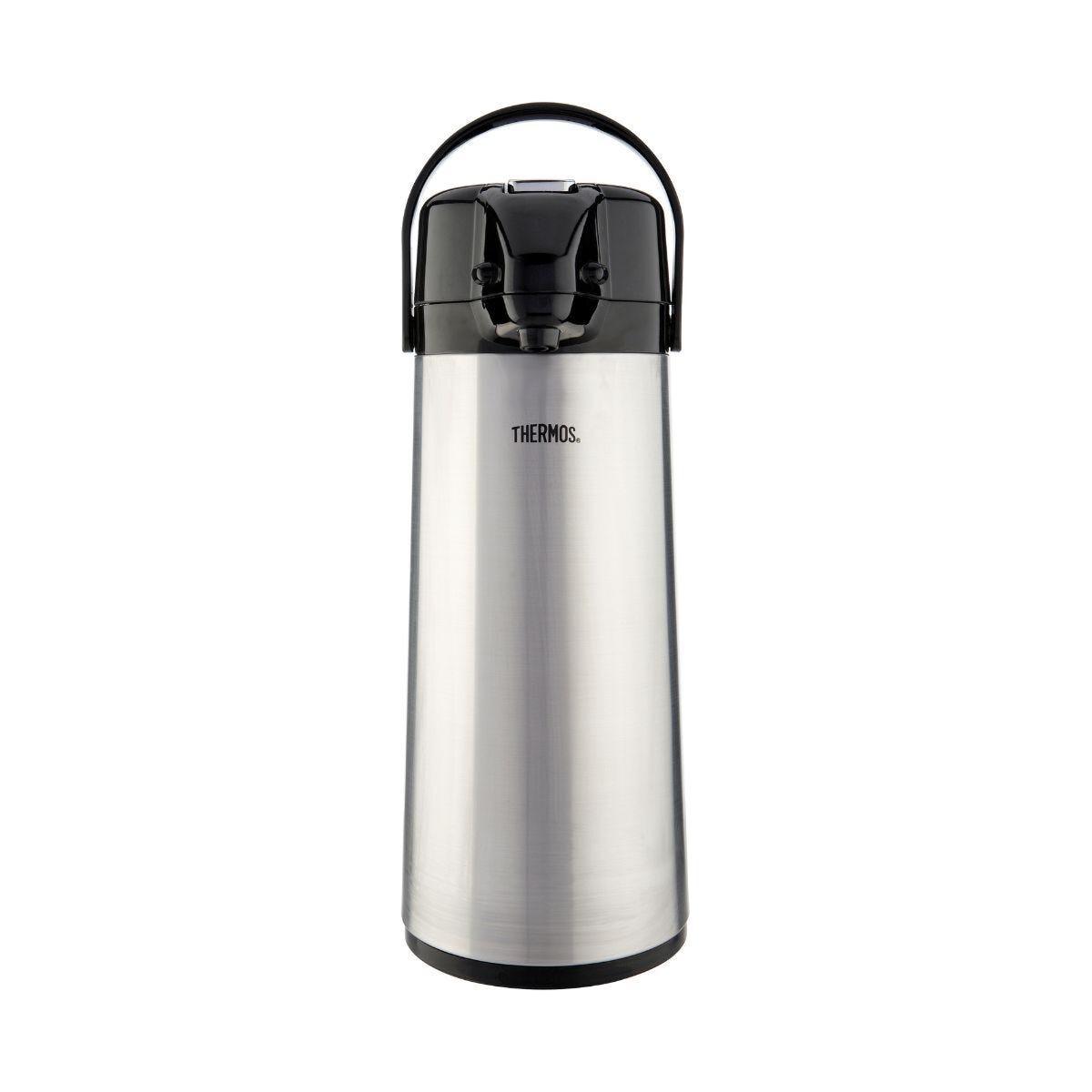 Thermos Lever Action Pump Pot Drinks Dispenser 2.5L