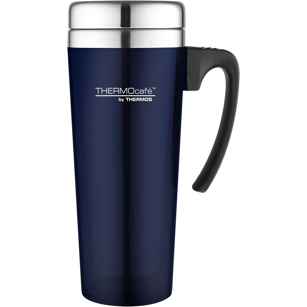 ThermoCafe Thermos Translucent Travel Mug 420ml