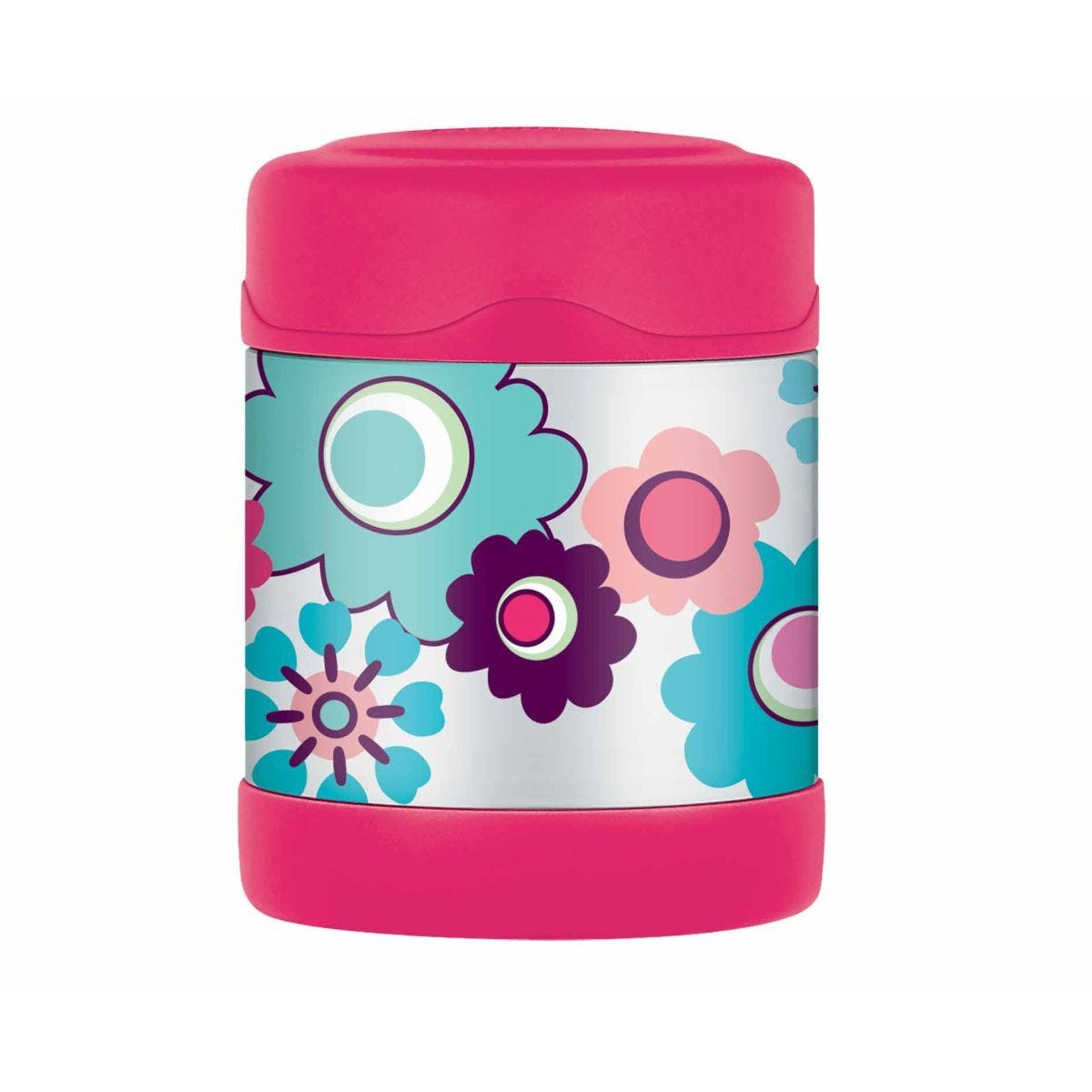 Thermos FUNtainer Food Flask 290ml Floral