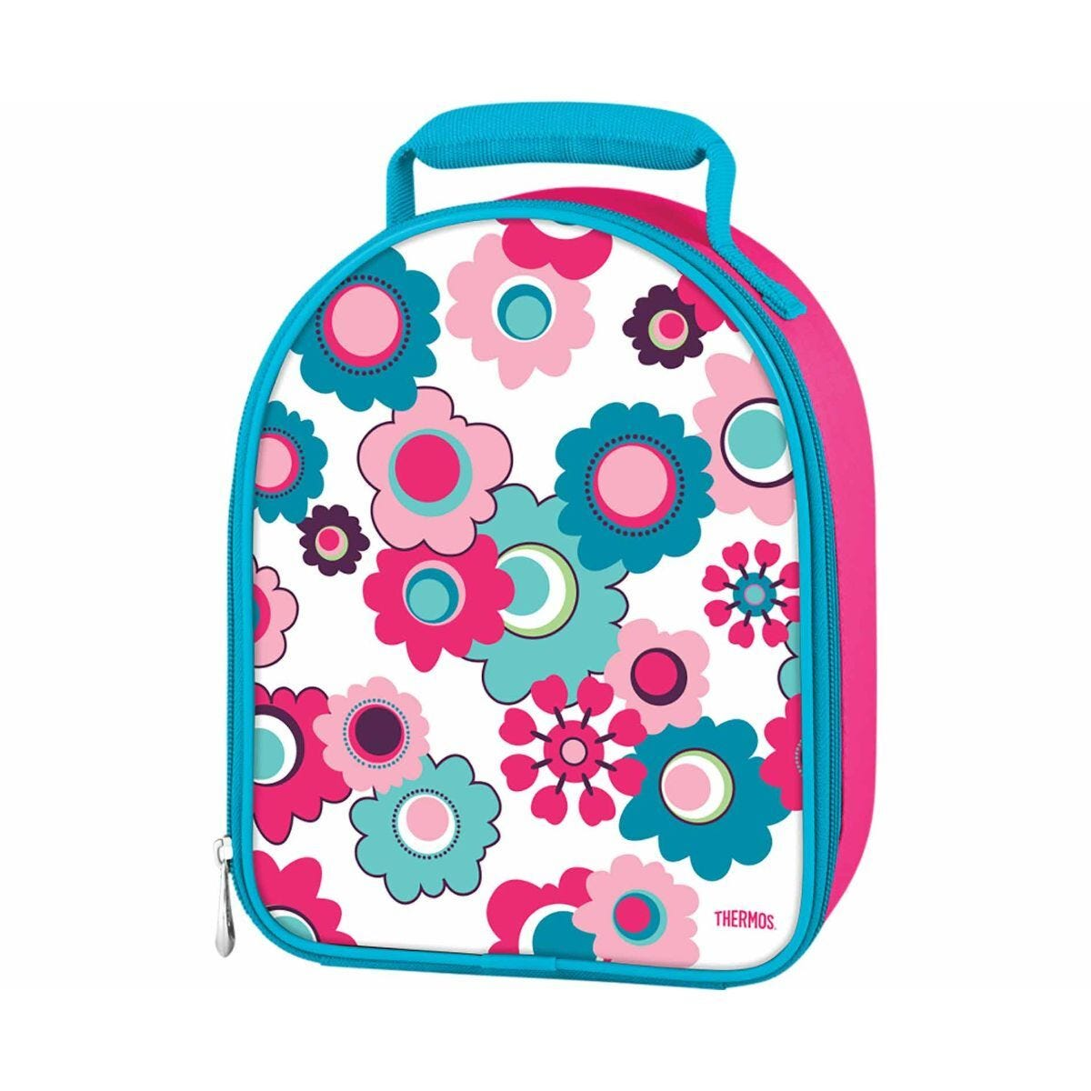 Thermos Kids Upright Lunch Bag Floral