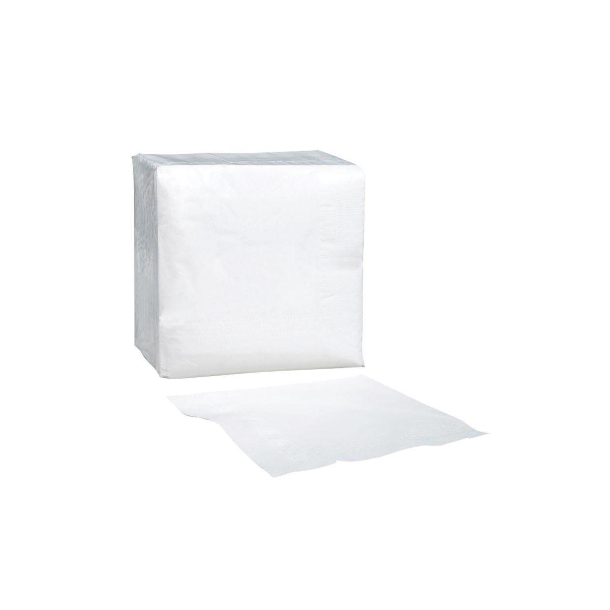 Paper Napkins 32 x 30cm 1-Ply Pack of 500 White