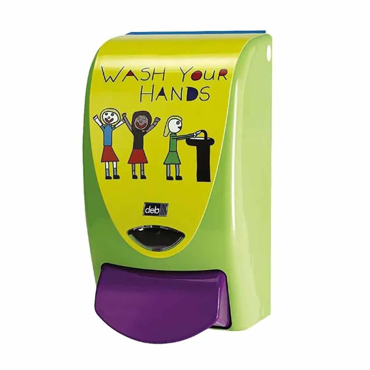 Deb Now Wash Your Hands Foam Wash 1000 Dispenser 1 Litre Capacity