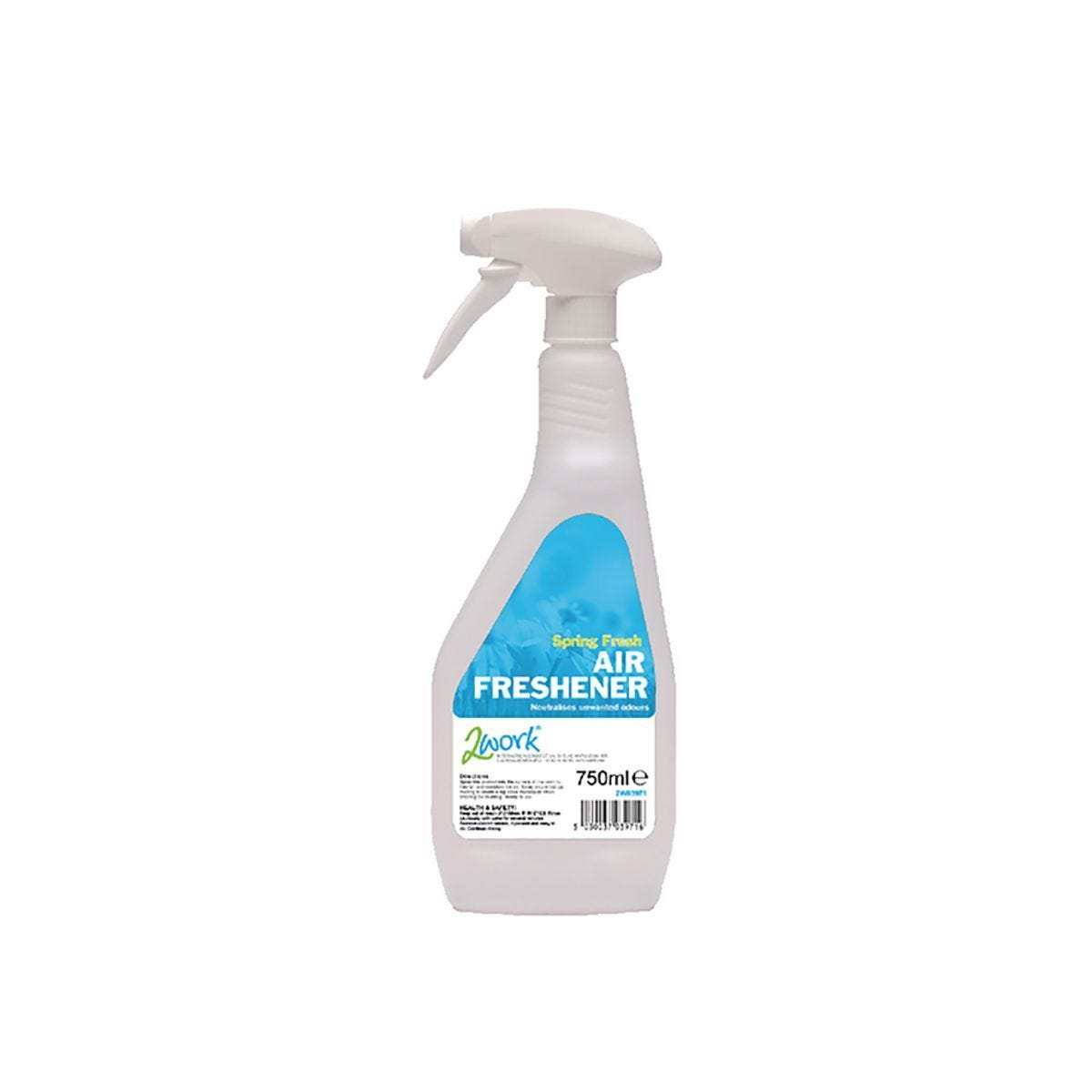2Work Air Freshener Non Aerosol 750ml