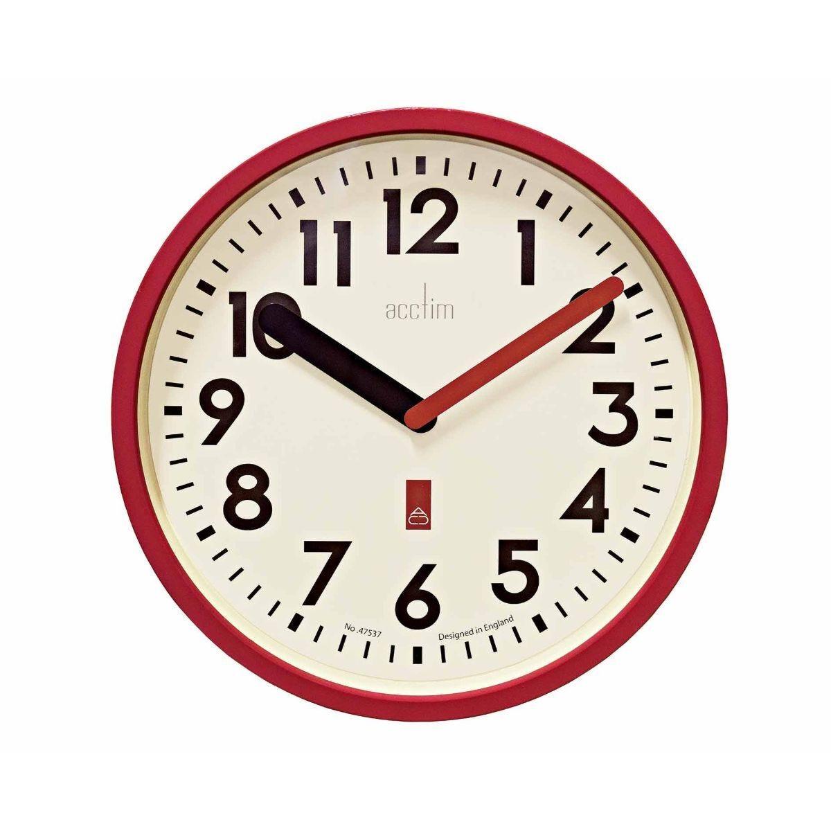 Acctim Morris Wall Clock