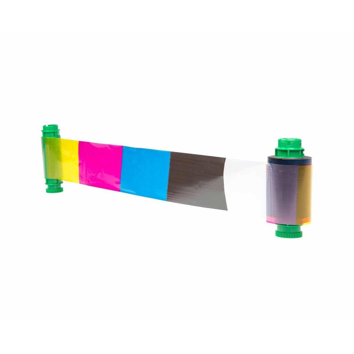 Javelin YMCKO Colour Ribbon for Single Sided Card Printer