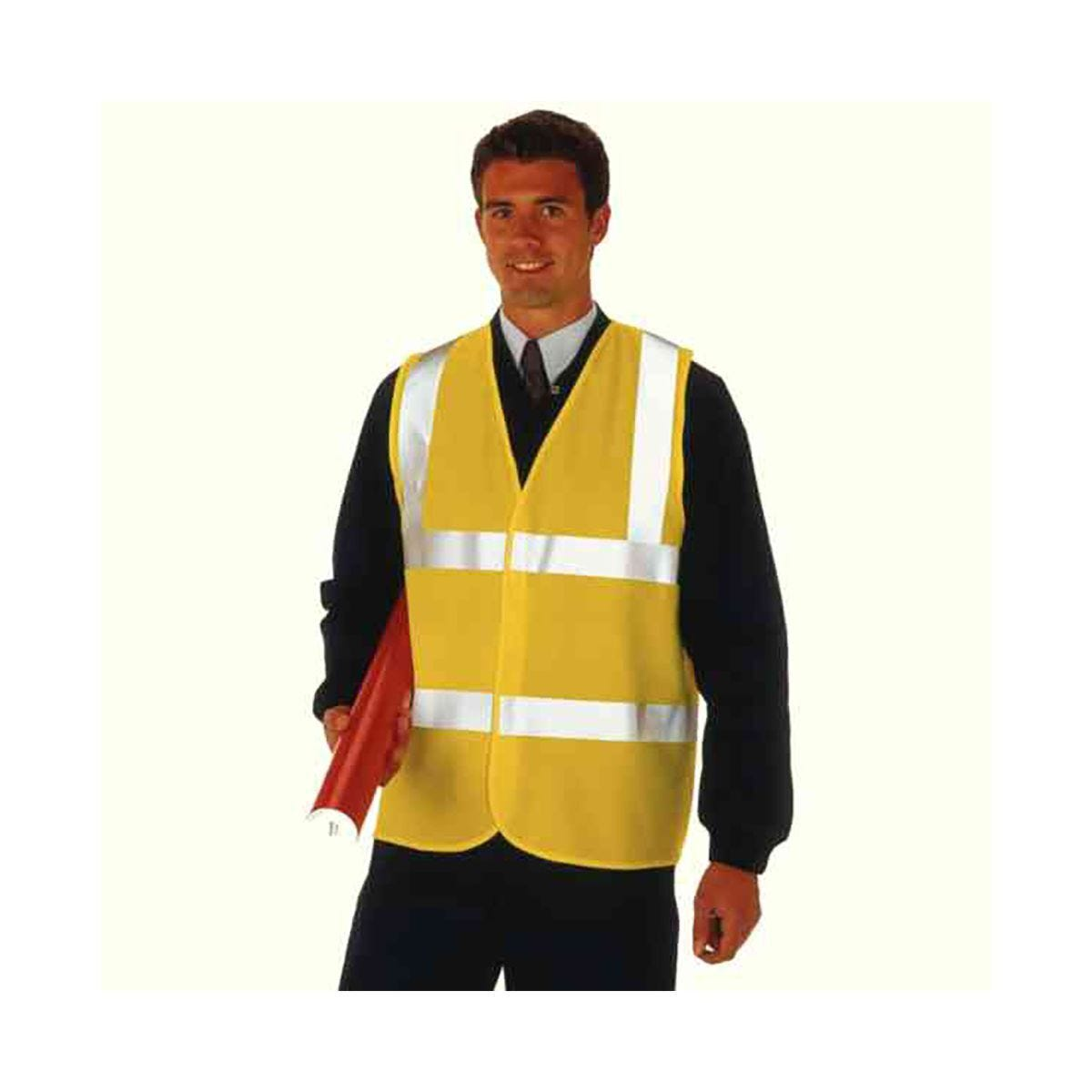 Proforce High Visibility Vest Class 2 Extra Large Yellow