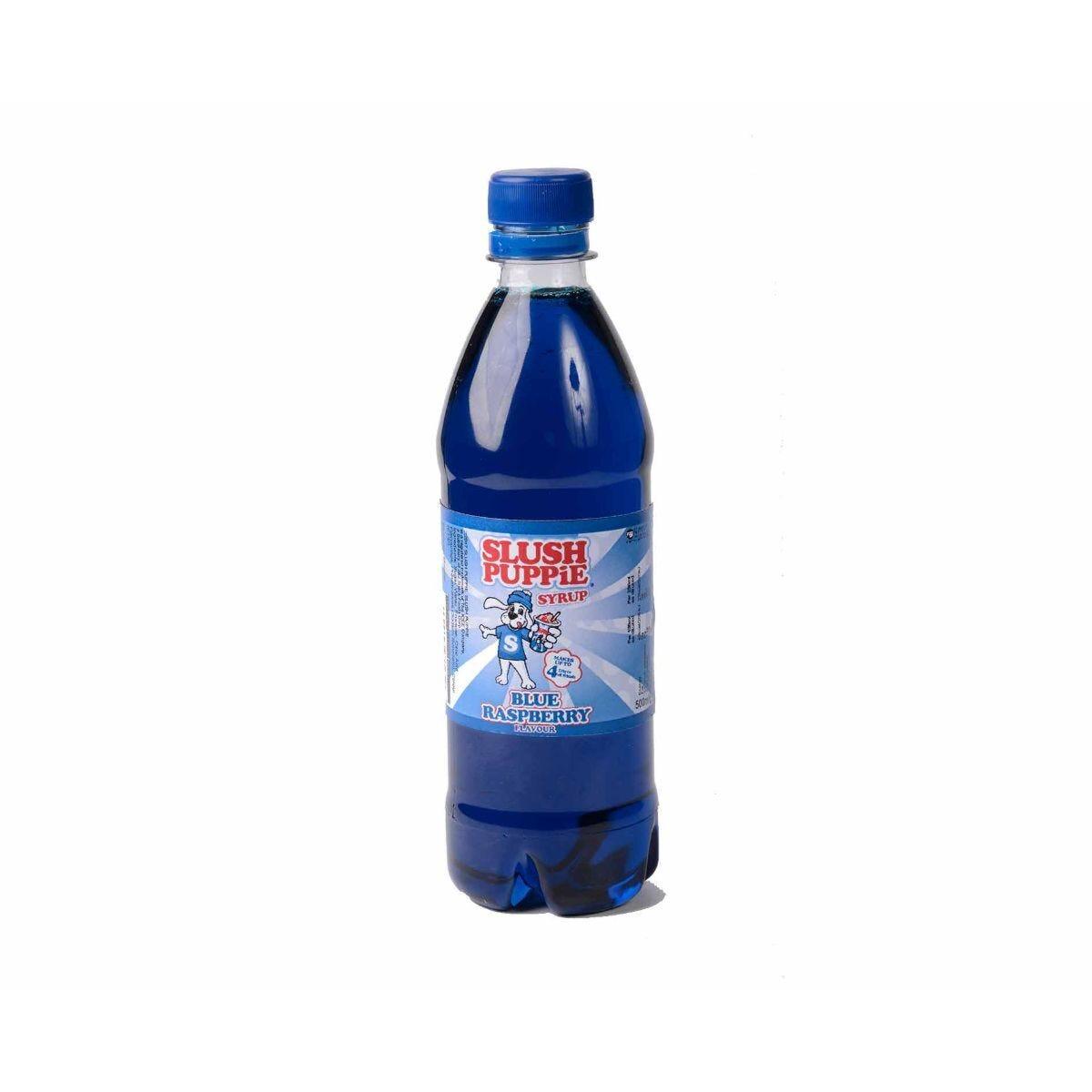 Slush Puppie Syrup Blue Raspberry