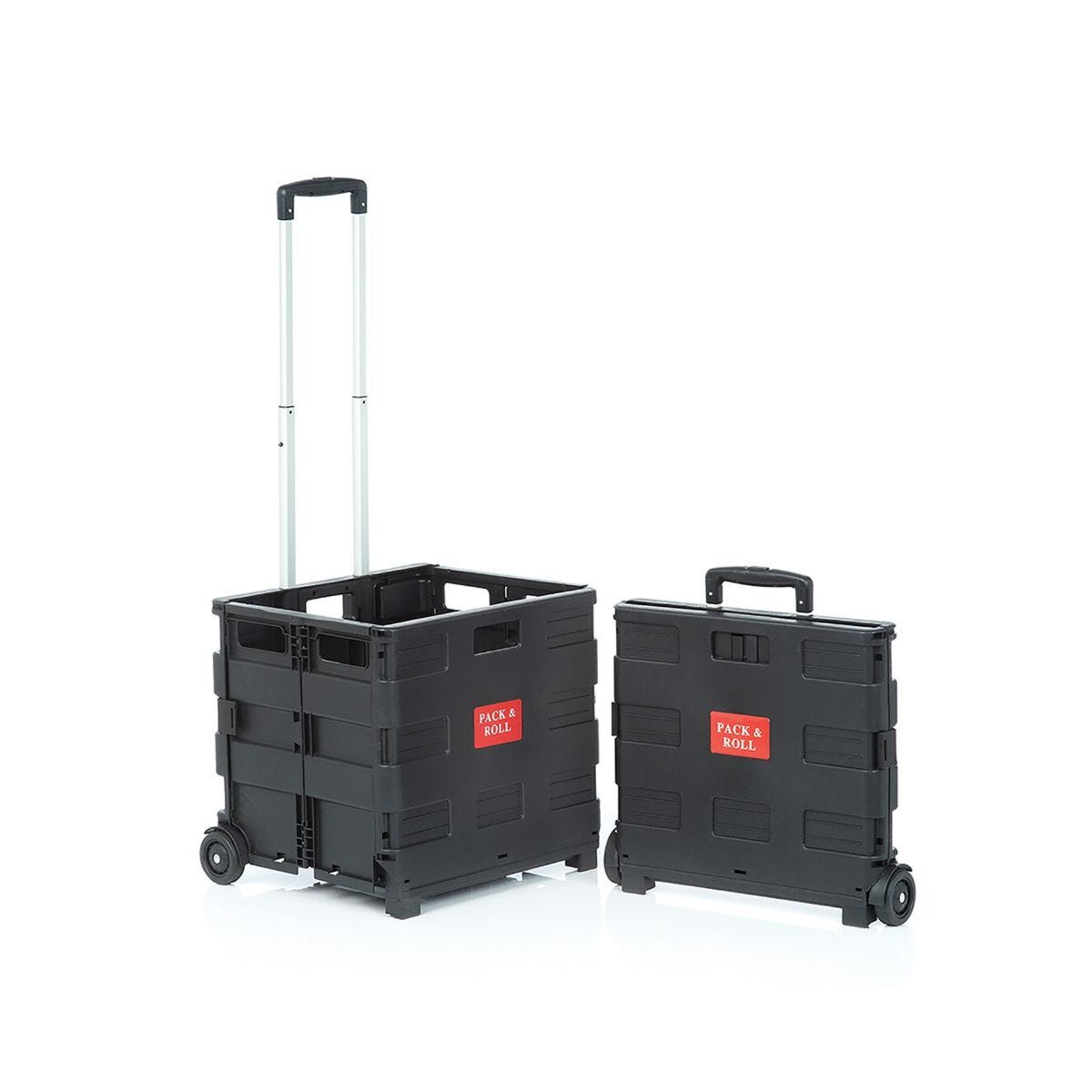 Collapsible Trolley Cart