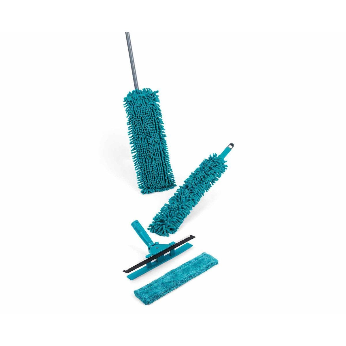 Beldray 7 Piece Duster and Mop Cleaning Set