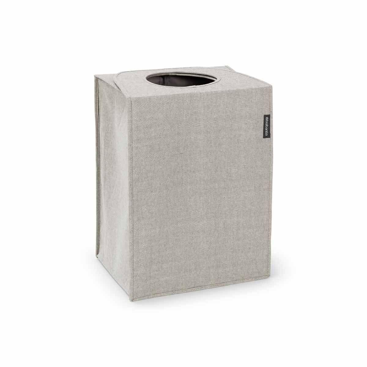 Brabantia Rectangular Laundry Bag 55 Litre Grey