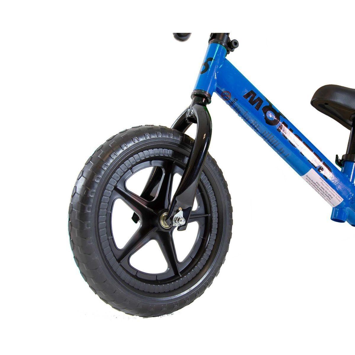 Charles Bentley Monster Kids 12 Inch Balance Training Bike Age 18 Months - 5 Years