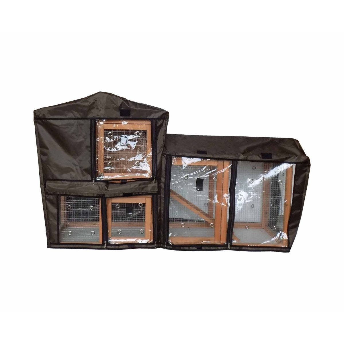 Charles Bentley Deluxe Pet Hutch Cover for Pet Hutch.04