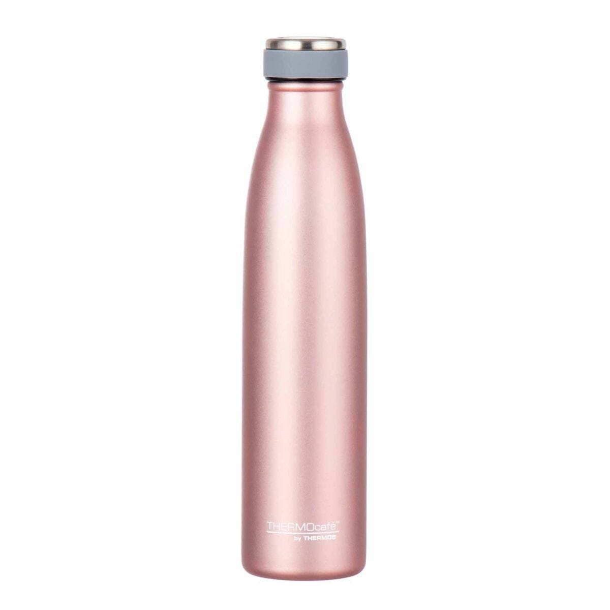 ThermoCafe Stainless Steel Insulated Travel Bottle 500ml