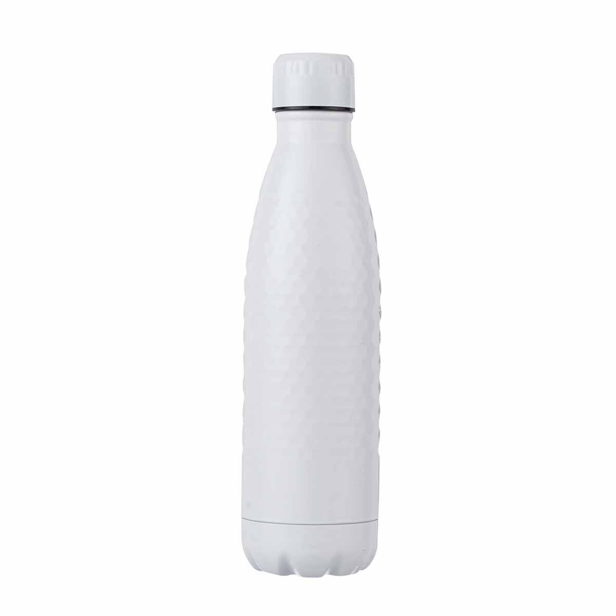 B and Co Honeycomb Stainless Steel Bottle 500ml