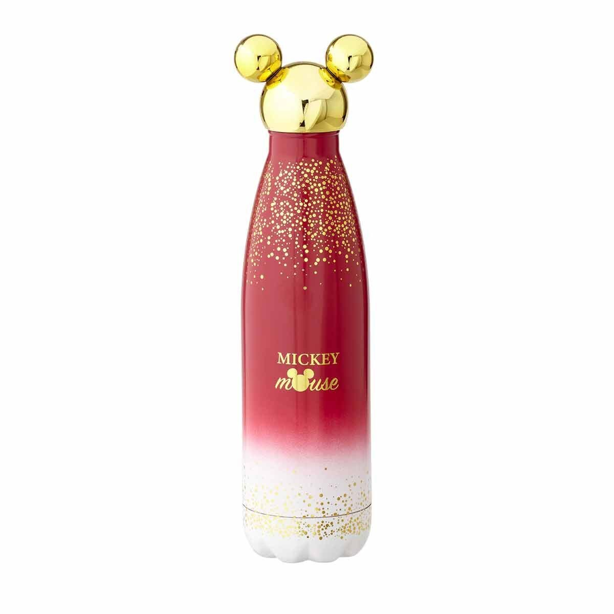 Disney Mickey Mouse Berry Stainless Steel Bottle
