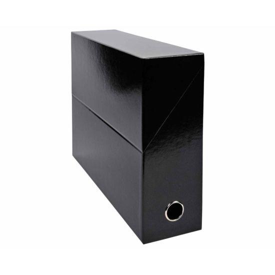 Exacompta Iderama Filing Box 90mm Pack of 5