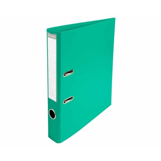 Exacompta PremTouch A4 Lever Arch File 50mm Pack of 10 Green