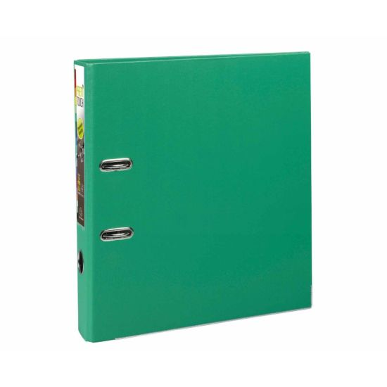 Exacompta PremTouch A4 Plus Lever Arch File 50mm Pack of 10 Green