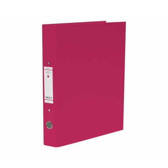 Ryman Premium Ring Binder A4 Pink