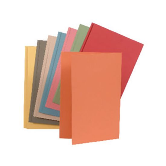 Guildhall Square Cut Folders Foolscap Pack of 100