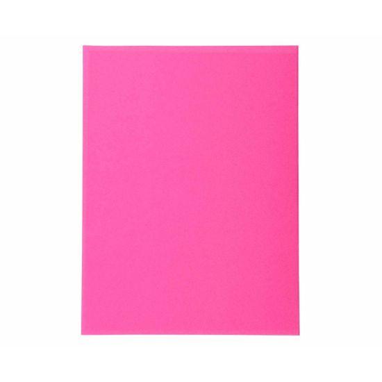 Exacompta Forever Folders Square Cut A4 5 Packs of 100 Fuchsia