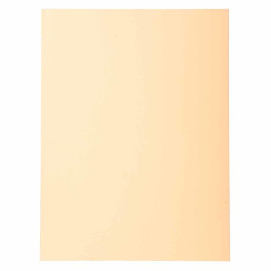 Exacompta Forever Square Cut Folders A4 170gsm 5 Packs of 100 Buff