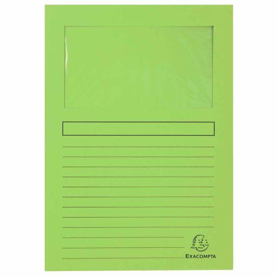 Exacompta Forever Window Folder 16 Packs of 25
