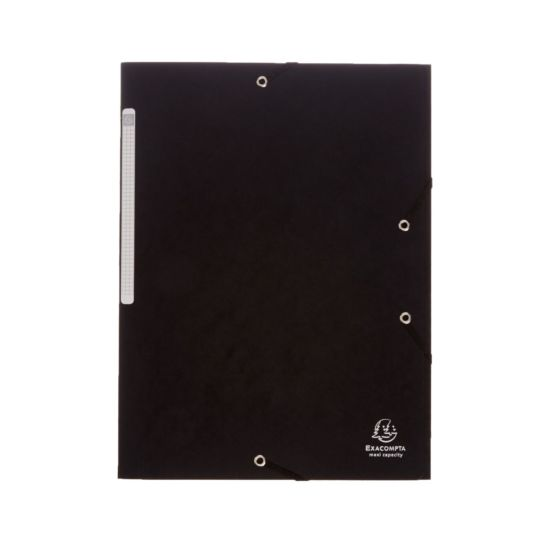Exacompta Portfolio A4 Black