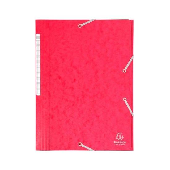 Exacompta Portfolio A4 Red