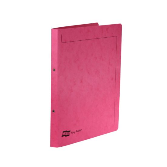 Europa Ring Binder A4 16mm Capacity Pink